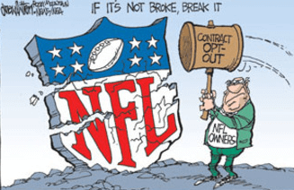No Change for the NFL