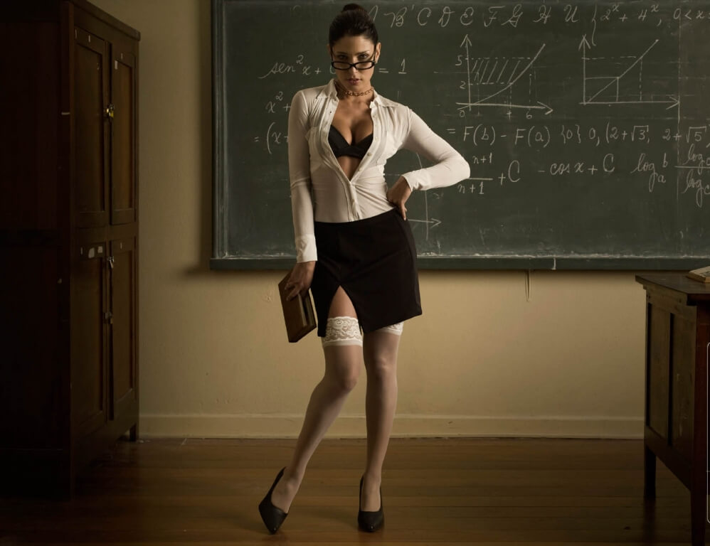 Hot For Teacher - College Magazine