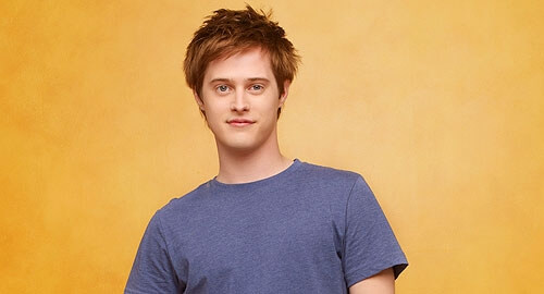 Drama Galore: CM Interviews Switched At Birth's Lucas Grabeel