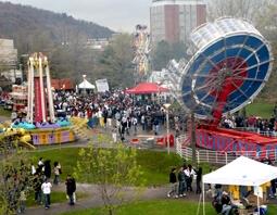 Top 10 University Festivals to Crash