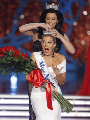 Miss New York Takes Miss America 2013 Crown and $50,000 in College Scholarships