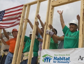 I Spent Spring Break Building Houses with Habitat for Humanity
