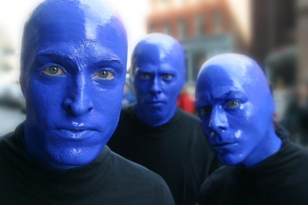 Thinking of Boston: CM Interviews Blue Man Group