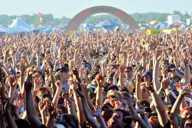 A Guide for the Bonnaroo Beginner