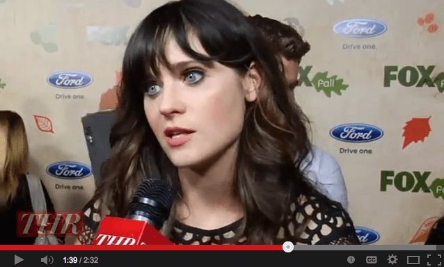 OMG, Like, Stop Talking Like Zooey Deschanel if You Want a Job