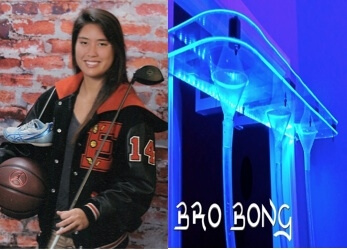 Good Student/Bad Student: Perfect Attendance Chick vs. Beer Bong Bro