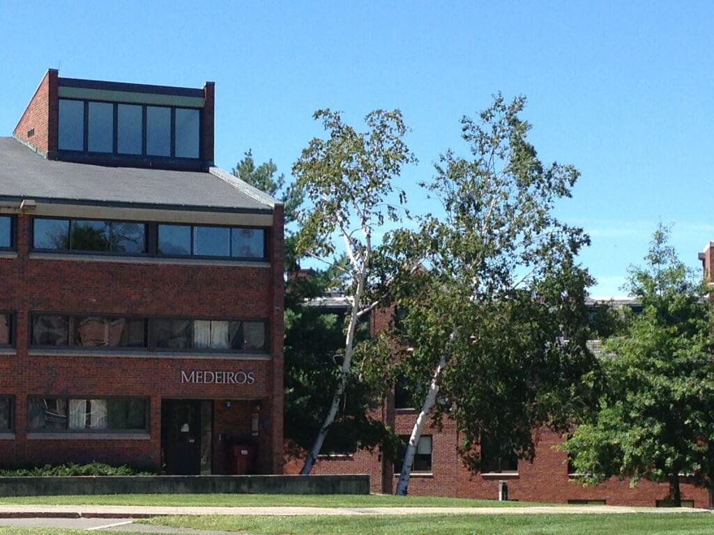 Boston university medeiros hall