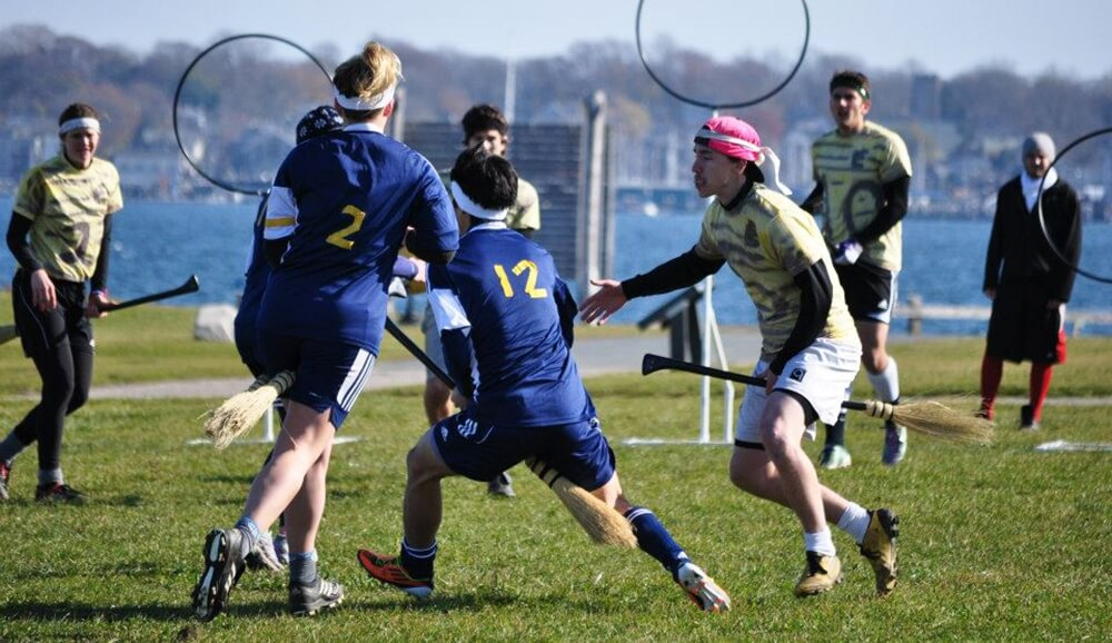 Cm S Top 10 College Quidditch Teams College Magazine
