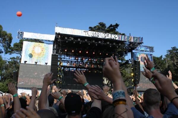 Outside Lands Redefines the Festival Scene
