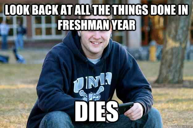 Freshman Year for Dummies: 10 Ridiculously Easy Ways to Succeed
