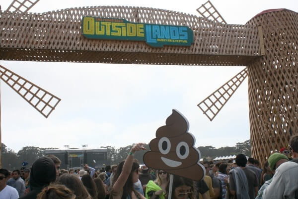 18 Crazy Things That Happened at Outside Lands 2014