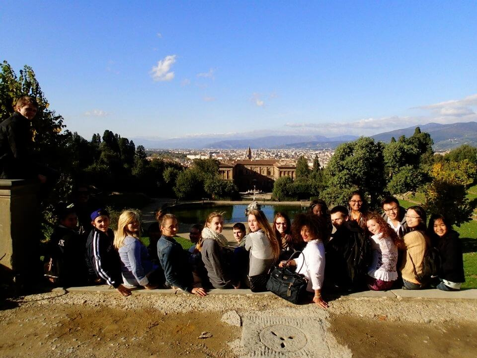 The Florence Fifteen: My Freshman Year Abroad