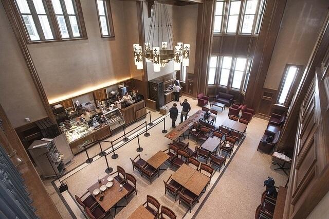 Boston College Where to Eat