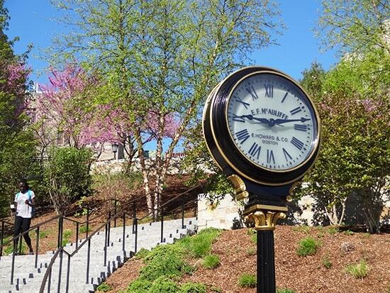 Boston College Getting Around