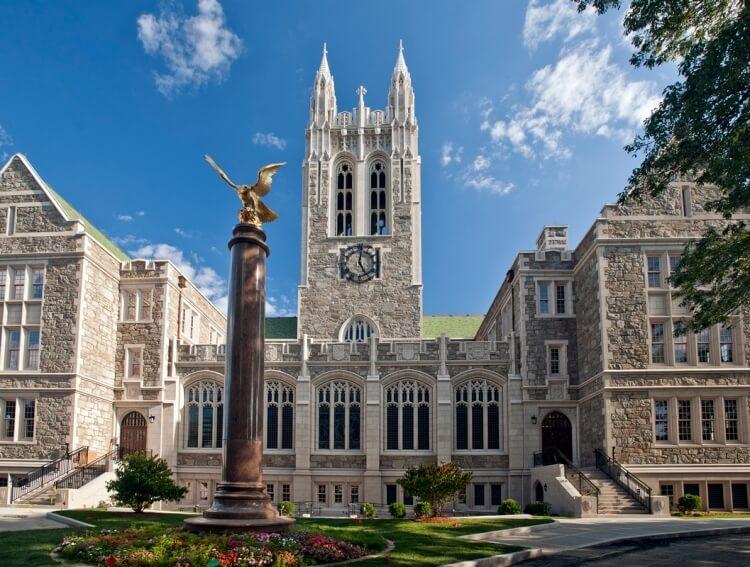 CM's Guide to Boston College
