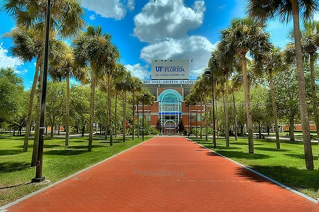 Campus · University Of Florida