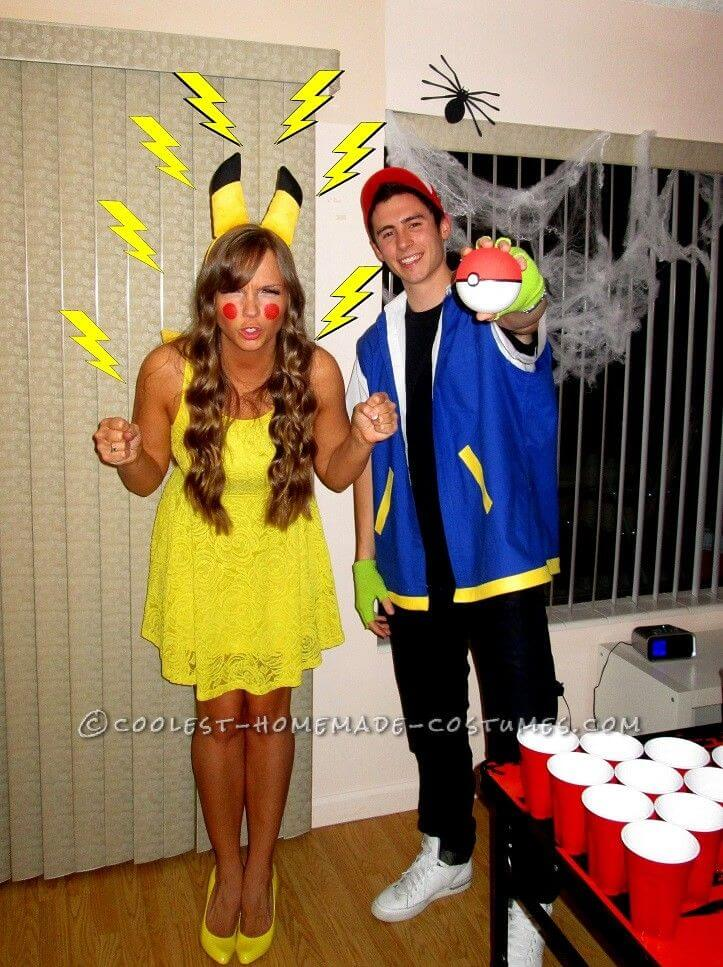 10 Halloween Costumes for Nauseatingly Adorable Couples - College ...