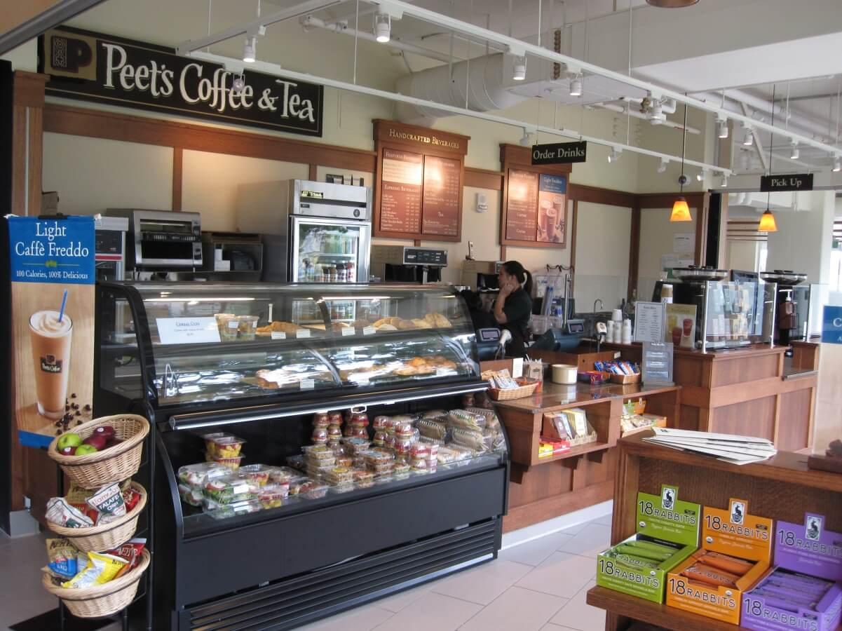Cafe Rosso Sfsu Menu