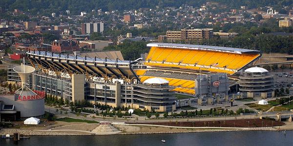 Heinz Field via Wikimedia