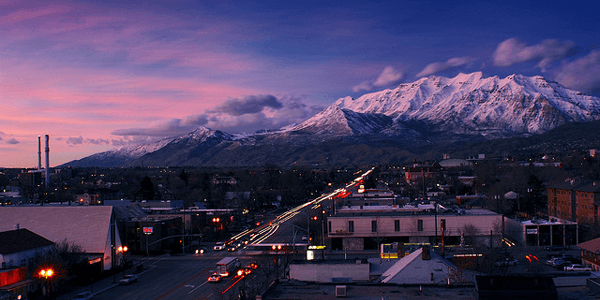 Mount Timpanogos via Flickr