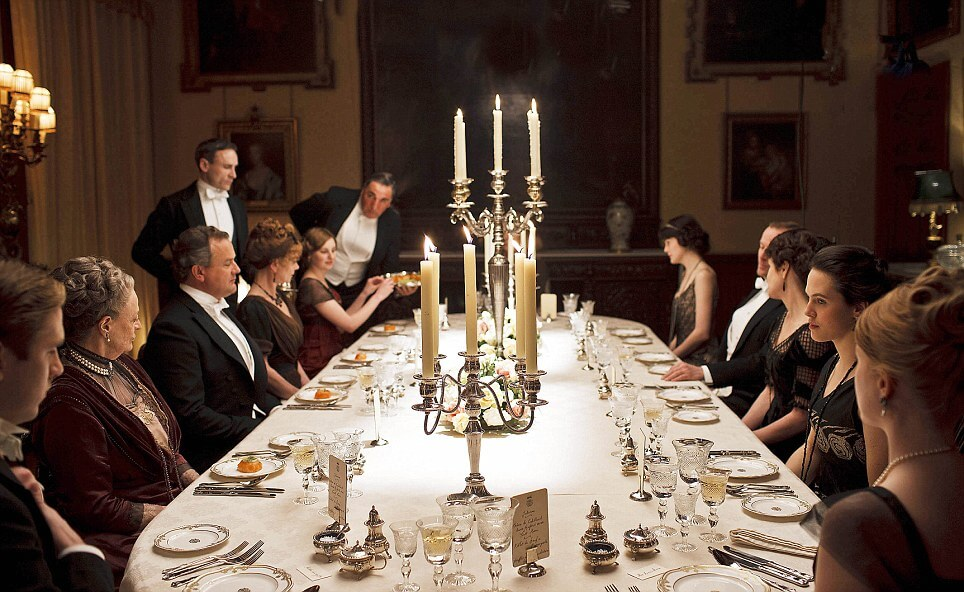 how to survive the fancy dinner party