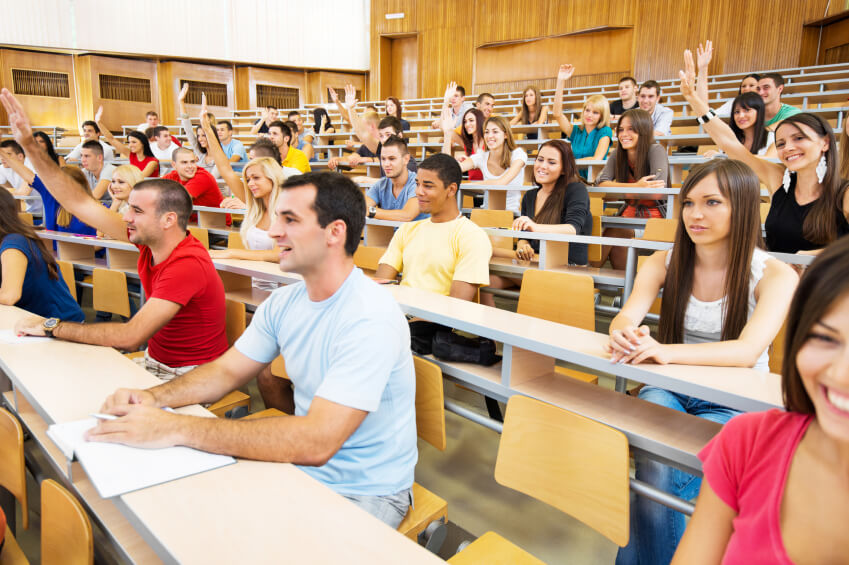 The Biggest College Struggle Class Participation