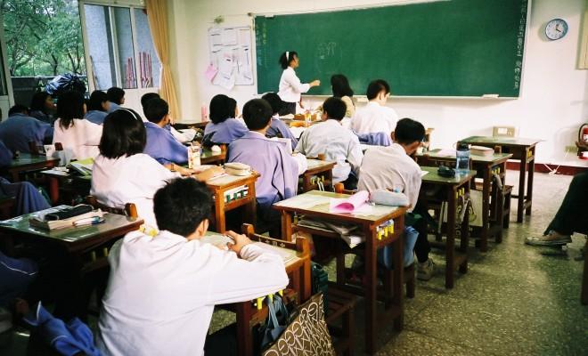 Teaching_in_Da_Ji_Junior_High_School_2006-12-13