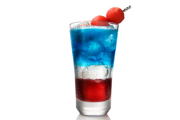 20 drinks to make you see stars and stripes this fourth of for Fourth of july drinks non alcoholic