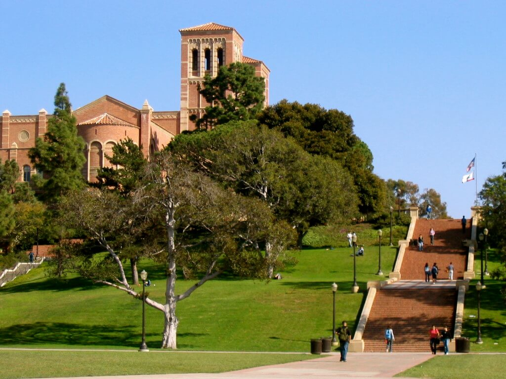 university of California los angeles is a great school for aspiring musicians