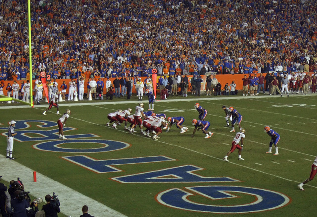 Uf vs FSU game