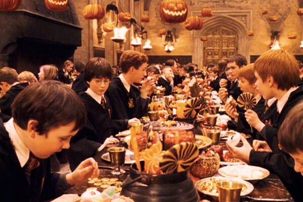 halloween party food harry potter