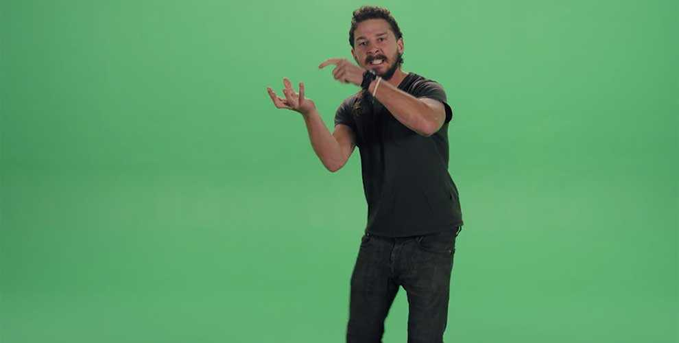 """Shia Said, """"Just Do It!"""" So Why Aren't You? - College Magazine шайа лабаф"""