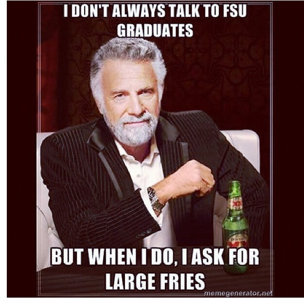 grad 10 reasons why uf students are cooler than fsu students college