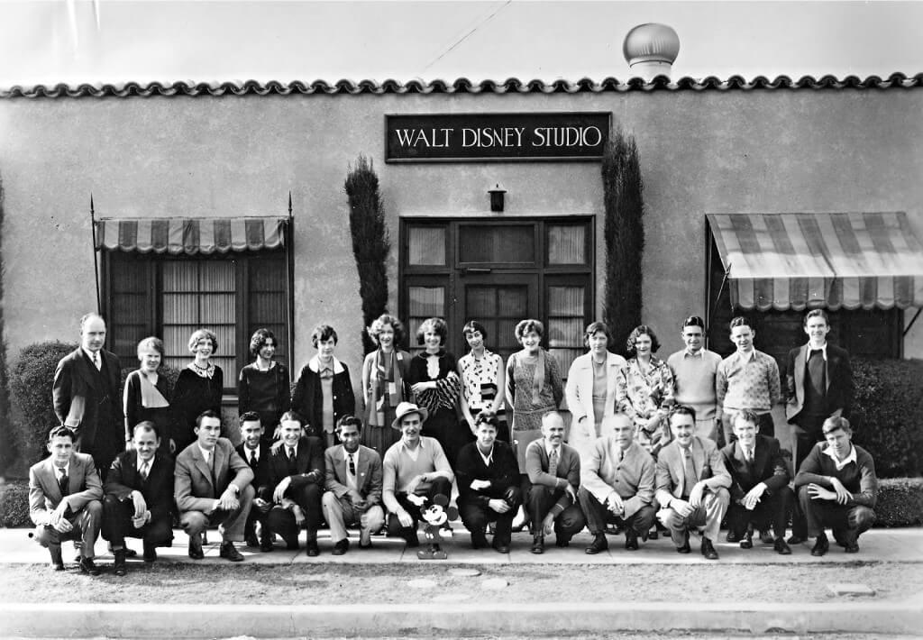 Walt Disney's original animation studio in Los Angeles, 2719 Hyperion Ave/findingwalt.com