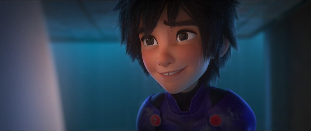 Big Hero 6 is Disney Animation's most technically proficient film to date, garnering critical success for the complex subject matter and breathtaking graphics. disneyscreencaps.com