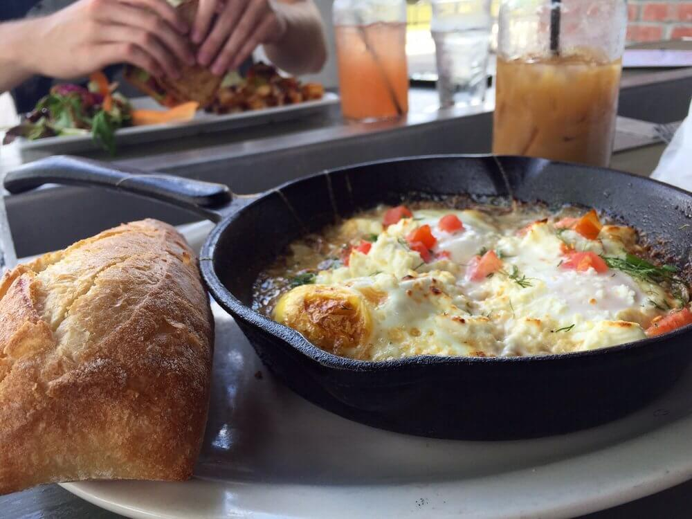 Madison Social tallahassee brunch
