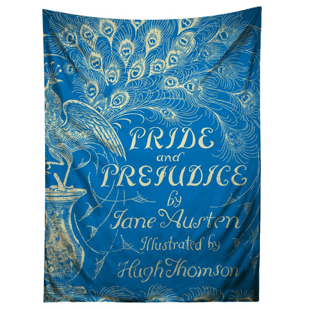 pride & prejudice tapestry