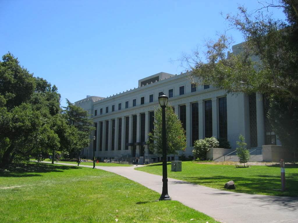 College Of Natural Science Uc Berkeley