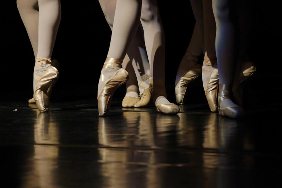 ballet feet dance colleges