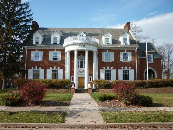 Top 10 Frat Houses Worthy Of Your Instagram Feed At Penn State College Magazine
