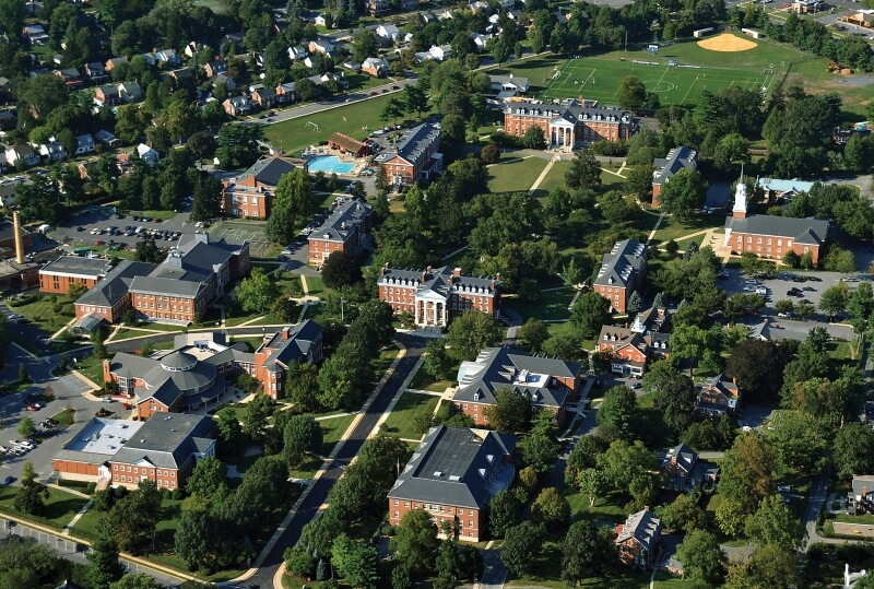 Hood College is a great school for students who don't want to go greek
