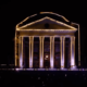 One of the can't miss events at UVA is the lighting of the lawn.