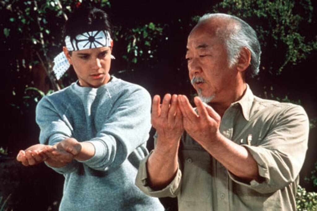 How To Find A Mentor Like Mr Miyagi College Magazine