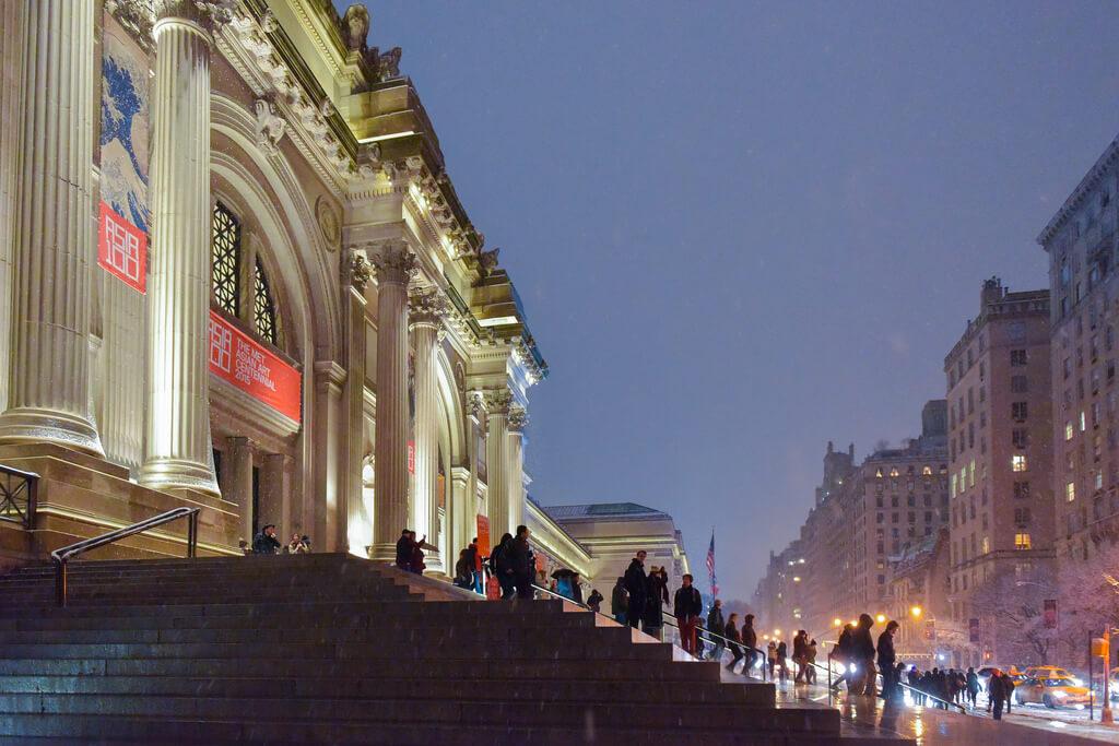 Metropolitan Museum of Art Internship