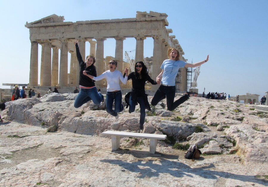 parthenon senior singles The parthenon's old world order in one single place kathleen burke is a senior editor at.