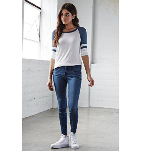 Light Blue T Shirt Womens