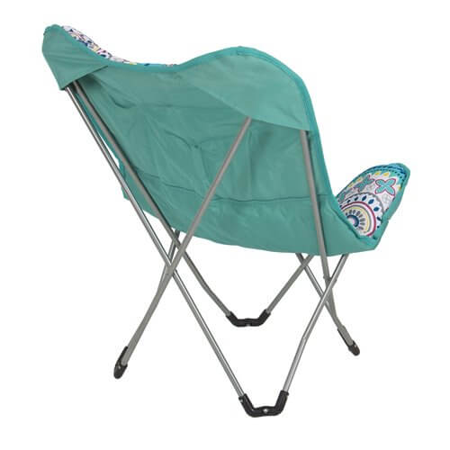 Best Choice Products Padded Butterfly Lounge Chair Dorm Room  Bedroom Folding Stylish Design New 0 1