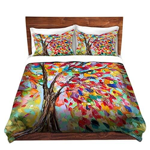 Duvet cover fleece toddler twin queen king from dianoche designs by karen tarlton home decor - Home design sheets ...