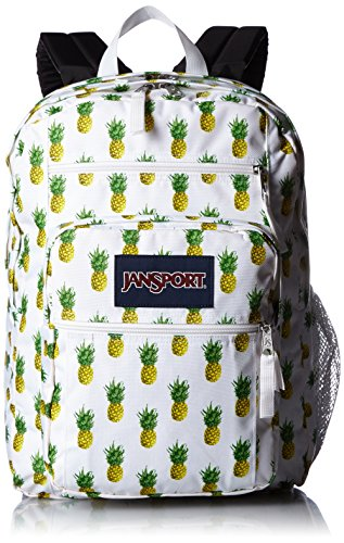 JanSport Big Student Multi Tropic Gold Backpack Bags - College ...