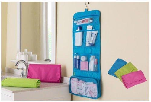 Lemonworld Women Multifunctional Portable Toiletry Travel Storage Bags